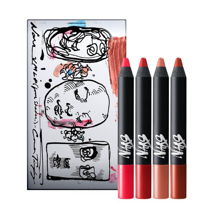 Connor Tingley Velvet Matte Lip Pencil Set,