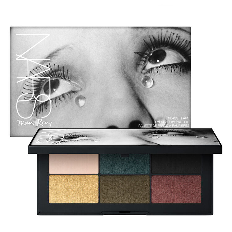 Glass Tears Eyeshadow Palette