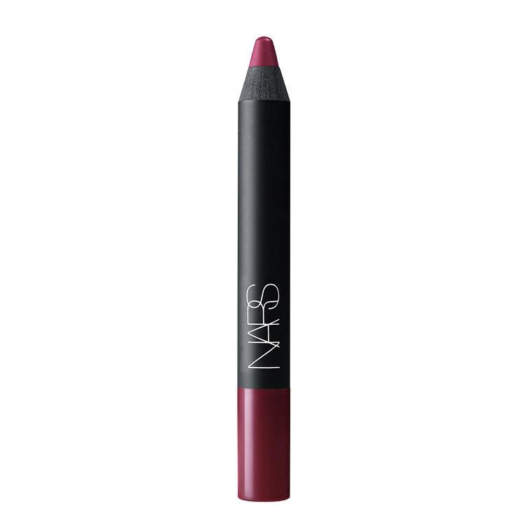 Velvet Matte Lip Pencil, Endangered Red