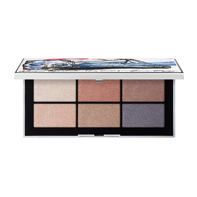 Connor Tingley Eyeshadow Palette,