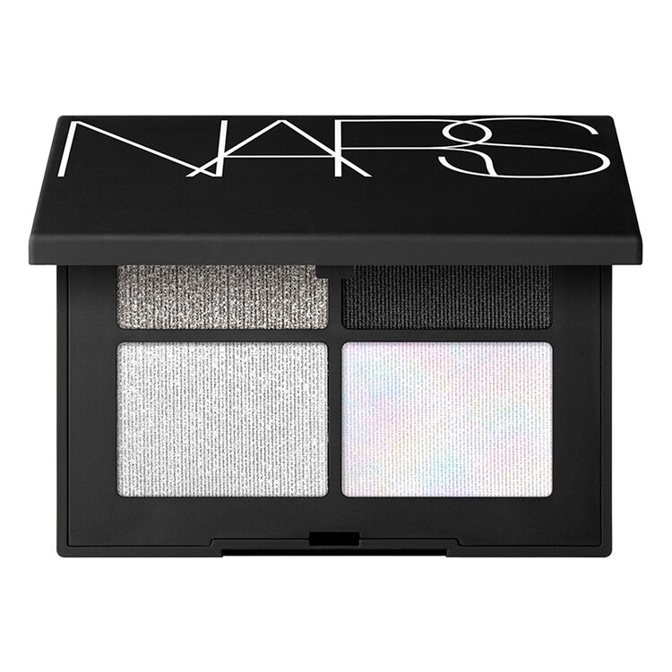 Quad Eyeshadow, Silver Screen