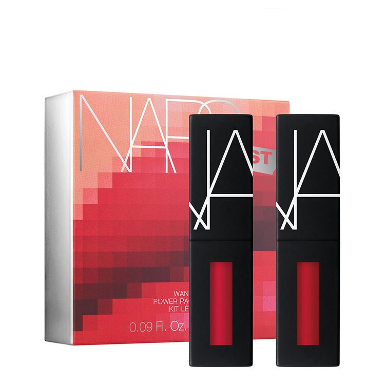 NARSissist Wanted Power Pack Lip Kit - Hot Reds,