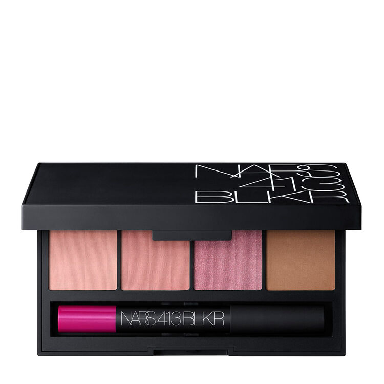 413 BLKR Cheek & Lip Palette,