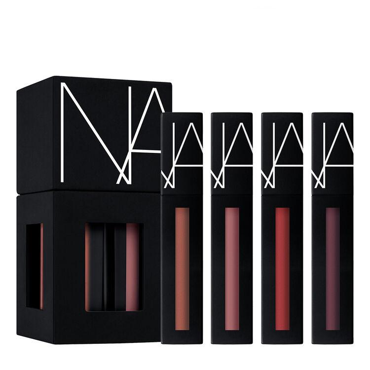 Powermatte Lip Pack - Natural Set,