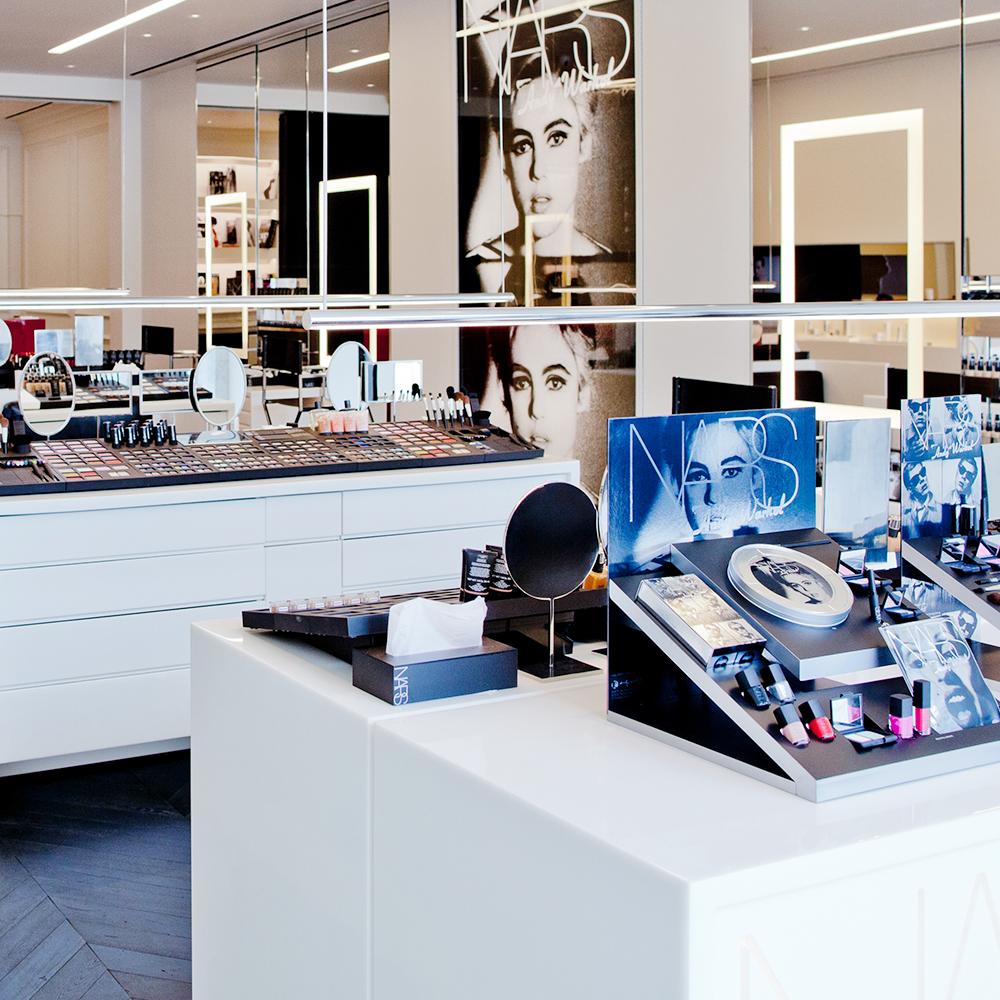 Store Locator | NARS Cosmetics
