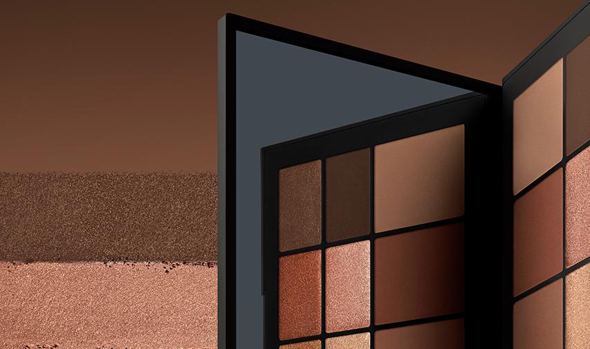 Skin Deep Eyeshadow Palette