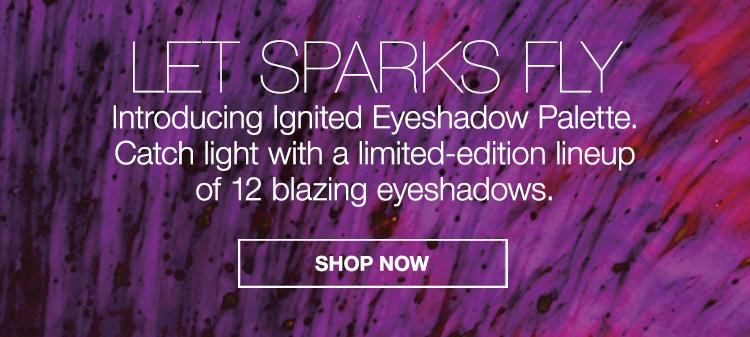 Ignited Eyeshadow Palette