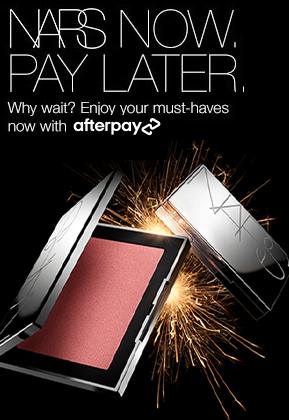 Buy now, pay later with Afterpay.