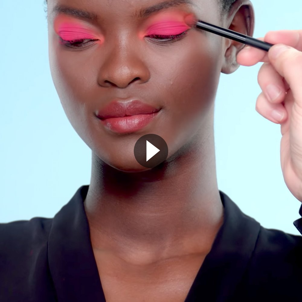 THE HOW-TO: SINGLE EYESHADOW