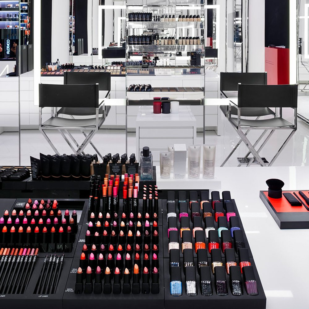 NARS - Garden State Plaza in Paramus, New Jersey