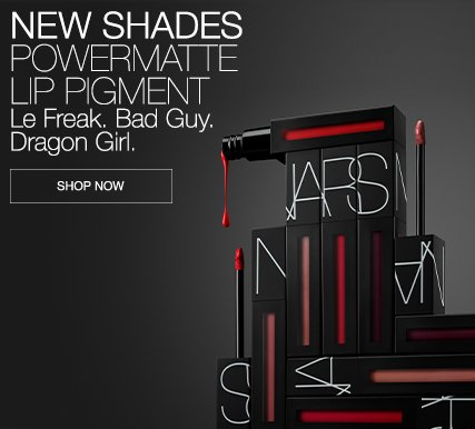 Powermatte Lip Pigment New Shades