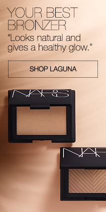 YOUR BEST BRONZER. Looks natural and gives a healthy glow. Shop Laguna.